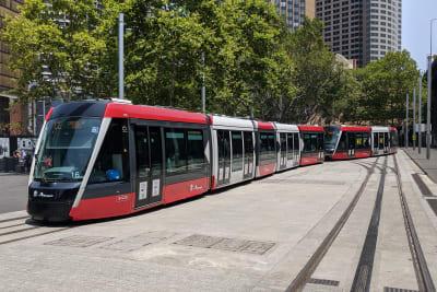 Sydney L2 Randwick & L3 Kingsford lines