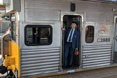 Sydney Trains S set farewell