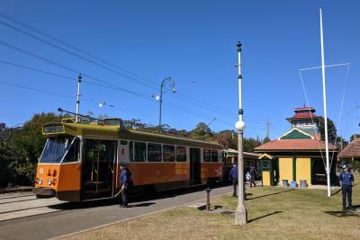 Melbourne Z-class tram