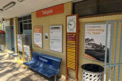 T6 Carlingford line closure