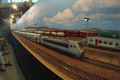 Modelspoor Expo Leuven