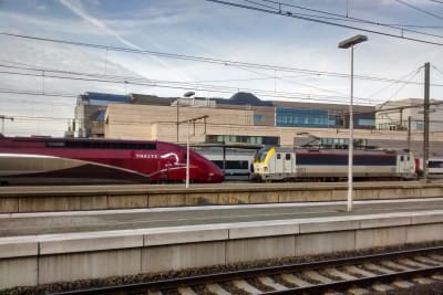 Thalys in panne