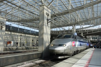 Aéroport CDG TGV