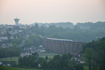 Rouen viaducts