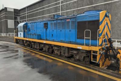 DJ class locomotive