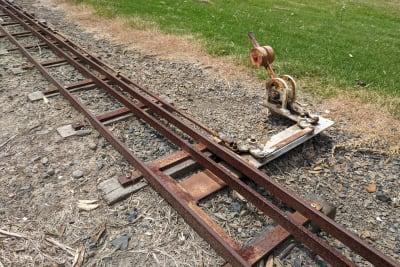 Thames Small Gauge Railway