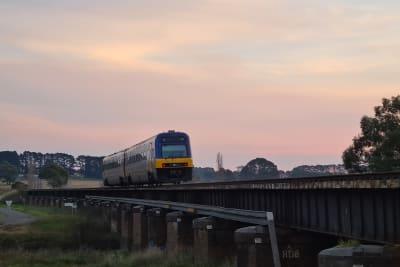 CityRail Endeavour railcar