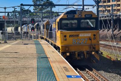 82 class locomotive