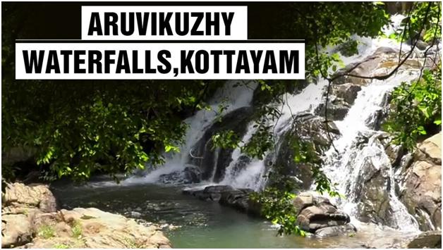 Aruvikuzhy Waterfall