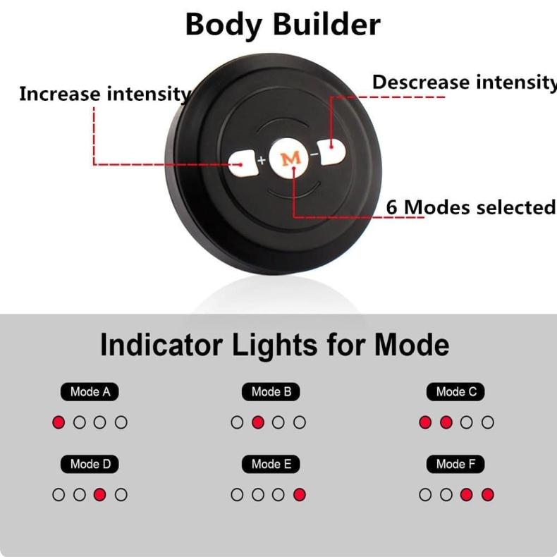 Electric muscle stimulation,electric muscle stimulator