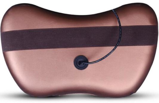 shiatsu massage pad,heated neck pillow