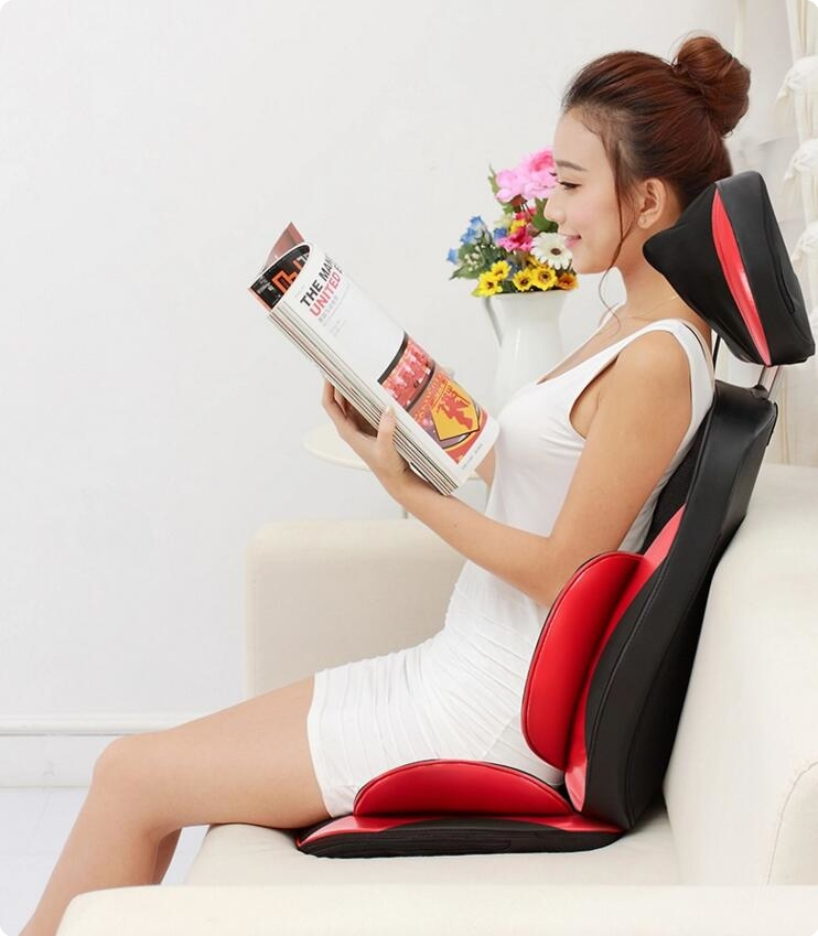 massage chair pad.portable massage chair