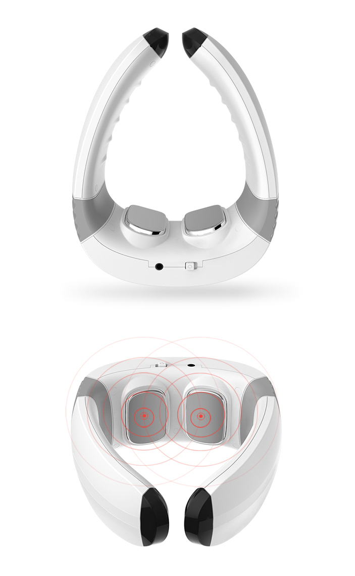 Neck muscle massager,Electronic pulse massager