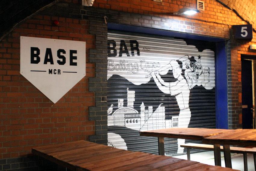 base mcr batting cages