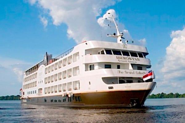 Embark the Amazon Cruise Iberostar