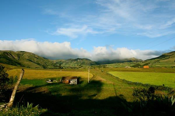 Ecuadoran Countryside