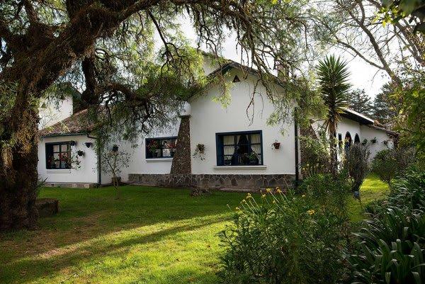 Hacienda Zuleta Building