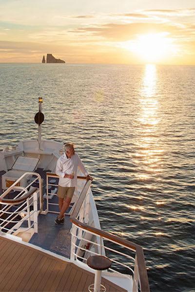 Luxury Small Ship Cruise In Galapagos