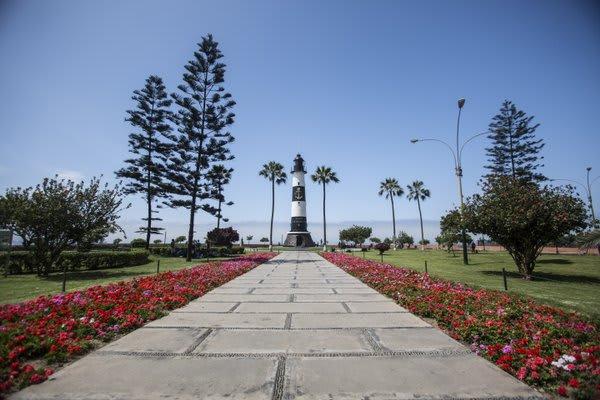 Lima Lighthouse