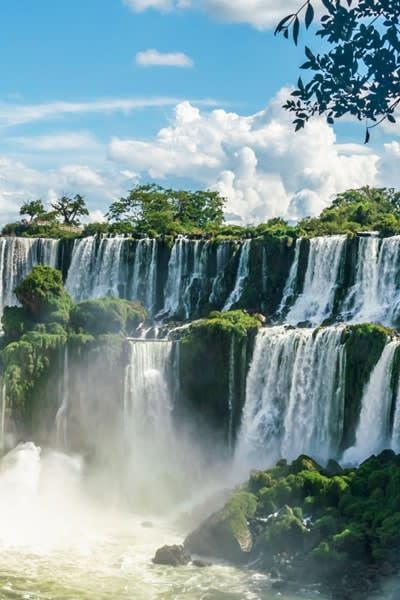 Bucket List Destination Iguazu Falls