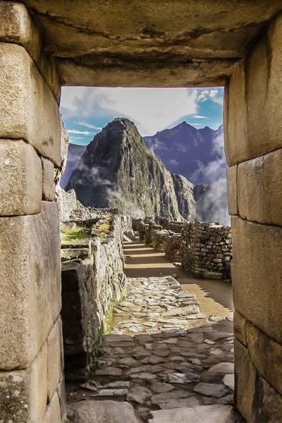 Bucket List Destination Machu Picchu