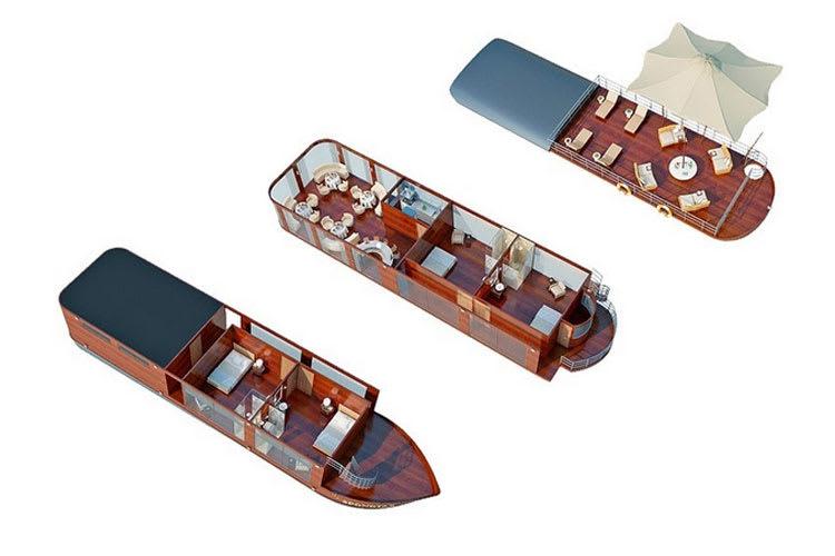3d deck plans of Spondias