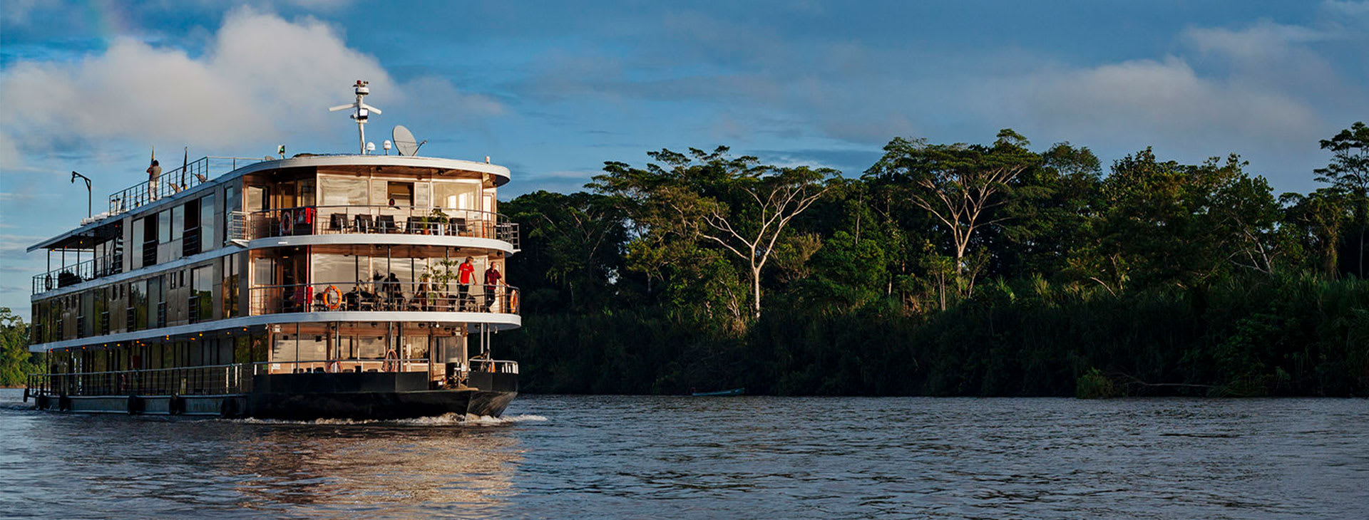 Anakonda Amazon River Cruise Ship