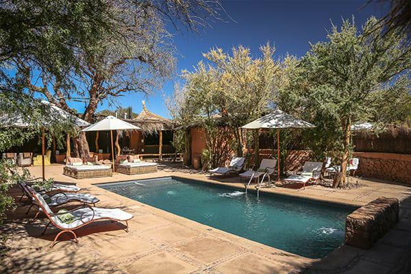 Pool Awasi Atacama Chile