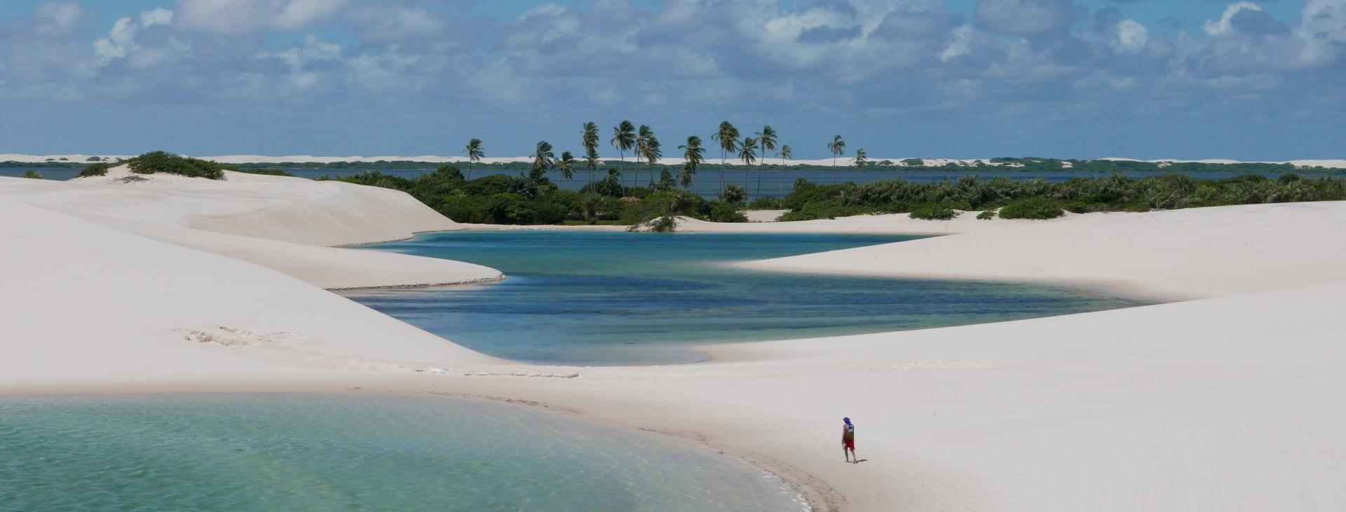 walking dunes jericoacara
