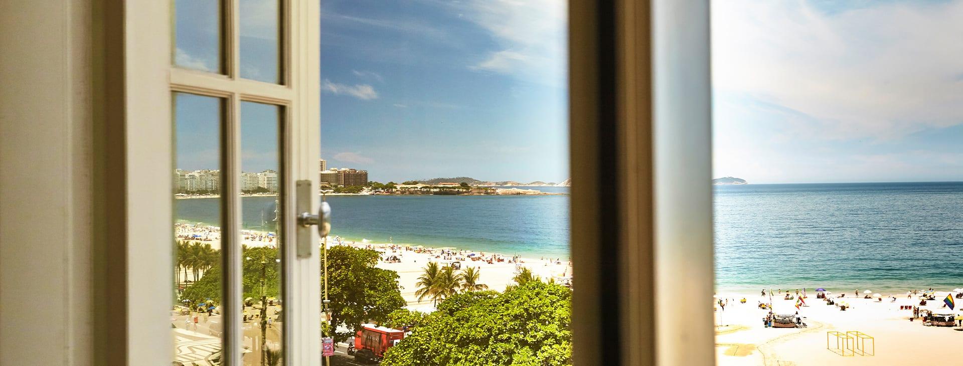 View from Belmond Rio Janeiro
