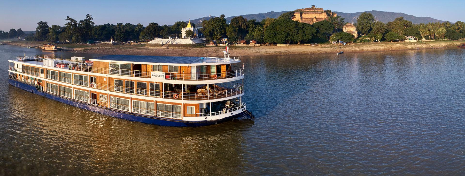 Paukan Princess on the river