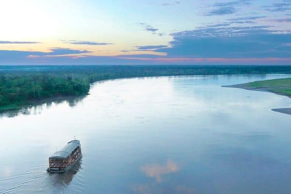 Amazon Cruise Iquitos Peru