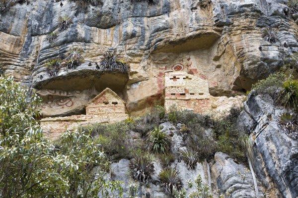Revash Burial Site Northern Peru