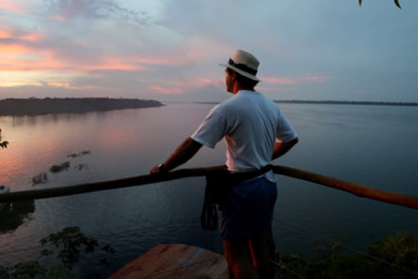 One last view of the Amazon