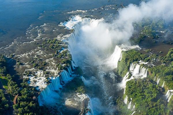 Brazil Side Iguazu Falls