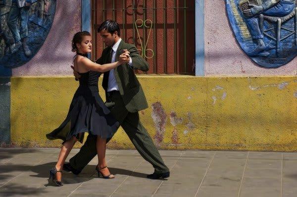Tango Dance Buenos Aires