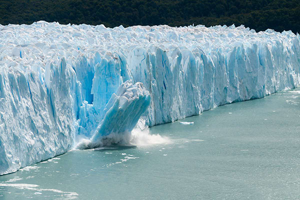 Boat Trip to Glaciers