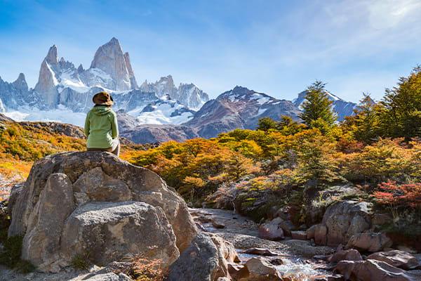 Trekking Chalten To Argentina