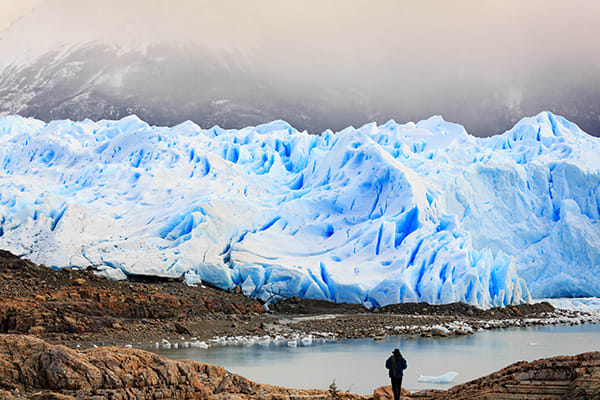 Calafate Glaciers