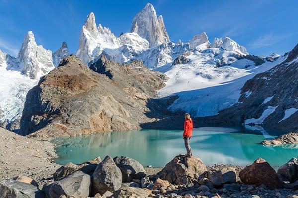 Excursion Hiking Torres Del Paine