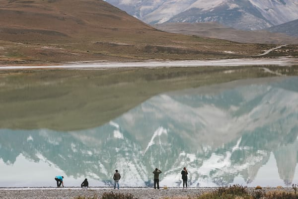 Grey Lake Day Tour Torres Del Paine