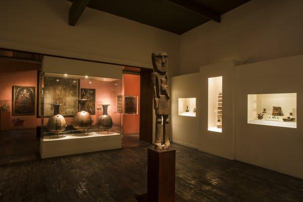 PreColumbian Art Larco Museum