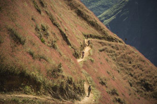 High Altitude Hiking to Choquequirao
