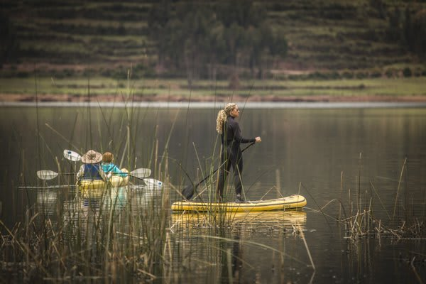 Stand Up Paddleboard Sacred Valley