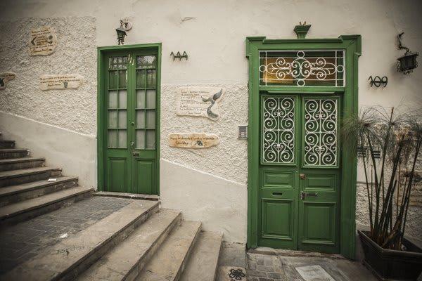 Old Green Door Lima