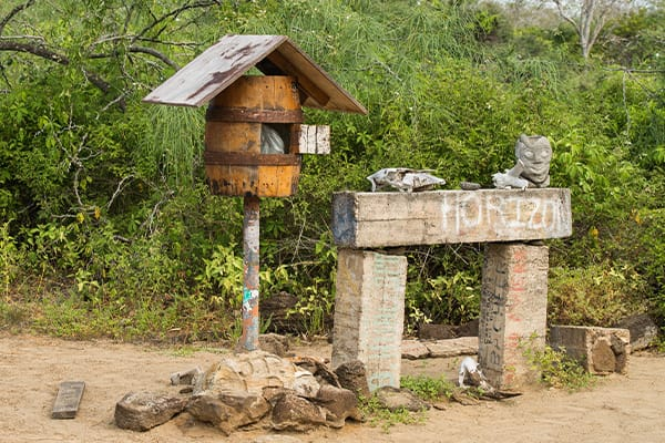 post office in the galapagos