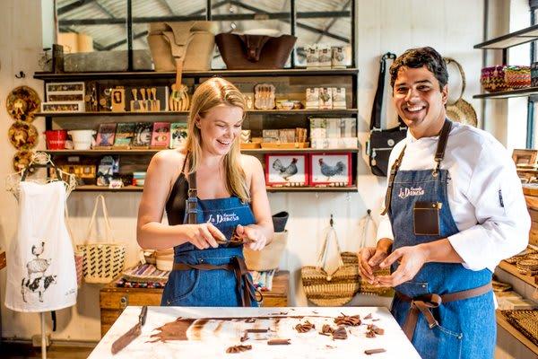Chocolate experience hacienda Danesa