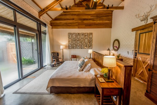 Elegant room hacienda Danesa