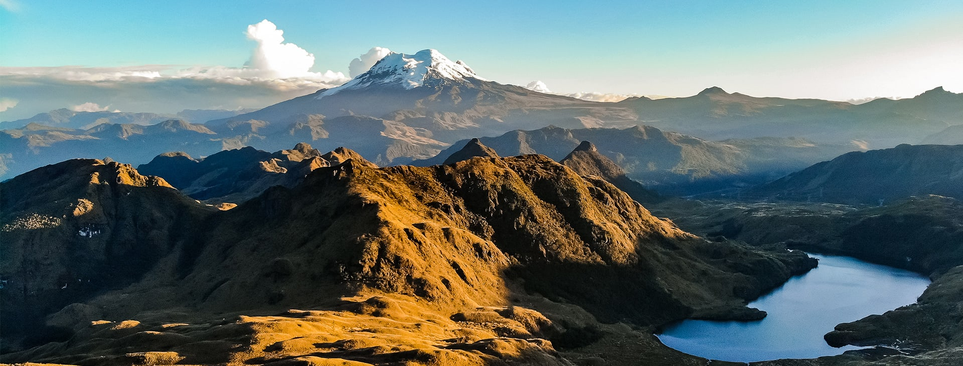 Andean Scenery Pappalacta