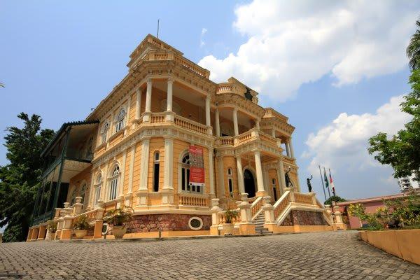 Colonial building Manaus